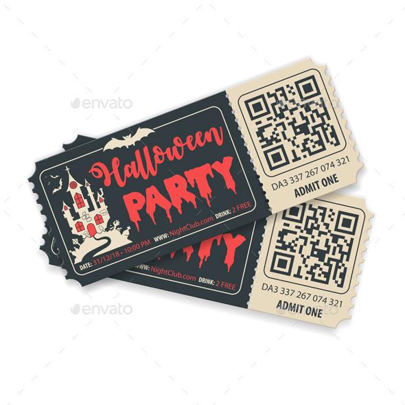 Happy Halloween Party Tickets