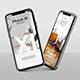 Phone 11 - App Presentation Mockup - GraphicRiver Item for Sale