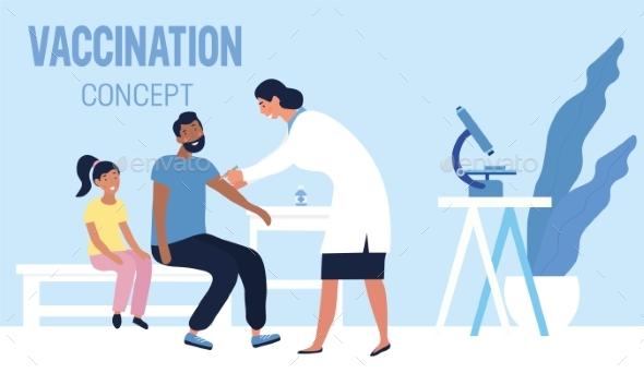 Vaccination Against Disease or Global Pandemic