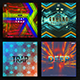4in1 Music Album Cover - Bundle 14 - GraphicRiver Item for Sale