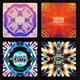 4in1 Music Album Cover - Bundle 15 - GraphicRiver Item for Sale