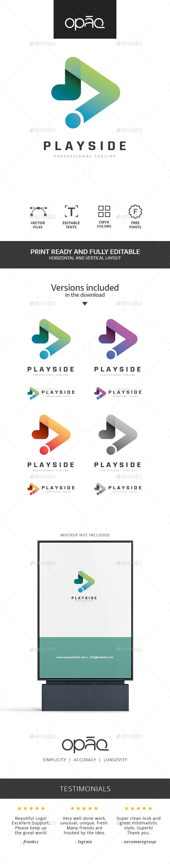 Play Symbol Technology Logo