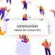 Construction - Character Set - VideoHive Item for Sale