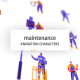 Maintenance - Character Set - VideoHive Item for Sale