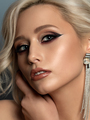 Portrait of beautiful woman with fashion make up - PhotoDune Item for Sale