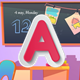Find The Letter for kids - Educational Game - HTML5 (.Capx) - CodeCanyon Item for Sale