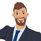 Cartoon Businessman Character Set - GraphicRiver Item for Sale