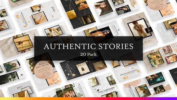 20 Authentic Instagram Stories