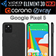 Google Pixel 5 - 3DOcean Item for Sale