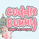 Cuddle Bunny - GraphicRiver Item for Sale