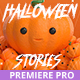 Halloween Instagram Stories for Premiere - VideoHive Item for Sale