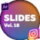 Instagram Stories Slides Vol. 18 - VideoHive Item for Sale