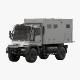 Motorhome MB Unimog U500 - 3DOcean Item for Sale