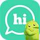 Hi | Android Private Chat Messaging Application [XServer] - CodeCanyon Item for Sale
