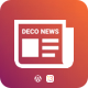 Deco News - iOS Mobile App for Wordpress - Swift, Xcode - CodeCanyon Item for Sale