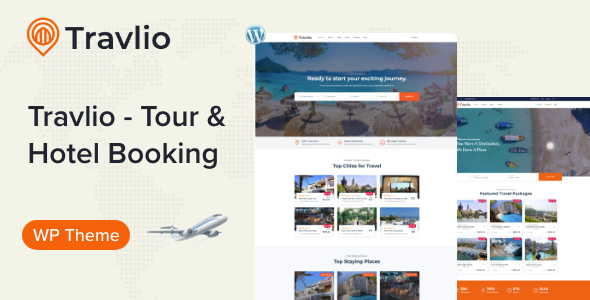 Travlio Travel Booking