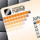 Business Card Squares - GraphicRiver Item for Sale