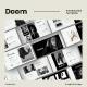 Doom Google Slides Presentation Template - GraphicRiver Item for Sale
