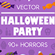 Halloween Party Pack - GraphicRiver Item for Sale