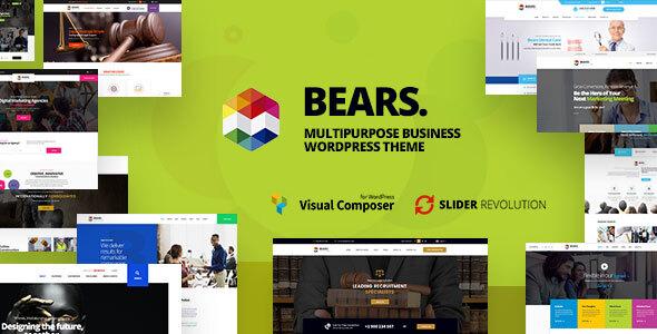 Review: Bears - Multipurpose Business WordPress Theme free download Review: Bears - Multipurpose Business WordPress Theme nulled Review: Bears - Multipurpose Business WordPress Theme