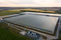 Aerial top view of greenhouse plant - PhotoDune Item for Sale