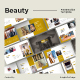 Beauty Google Slide - GraphicRiver Item for Sale