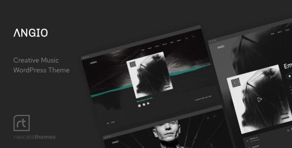 Angio – Creative Music Theme