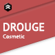 Drouge - Cosmetic Elementor Template Kit - ThemeForest Item for Sale