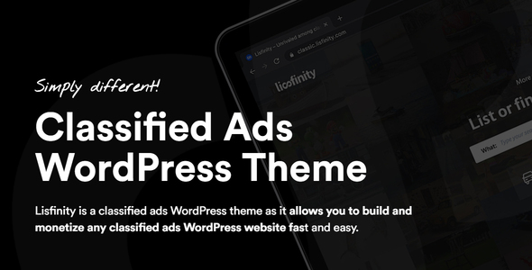 Lisfinity Classified Ads