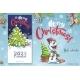 2021 Calendar Cover. Funny Cartoon Christmas Tree - GraphicRiver Item for Sale