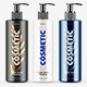 Soap Bottle Mockups - Front View - GraphicRiver Item for Sale