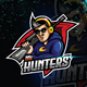 Esport Logo Hunters For Your Team - GraphicRiver Item for Sale