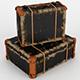 Deco_Suitcase_Aviation_Kare - 3DOcean Item for Sale