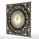 Wall clock watch - 3DOcean Item for Sale