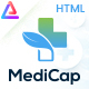 Medicap - Medical Health & Pregnancy Care Clinic HTML Template - ThemeForest Item for Sale