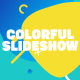 Smooth Colorful Slideshow | After Effects - VideoHive Item for Sale
