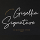 Gisellia Signature - GraphicRiver Item for Sale