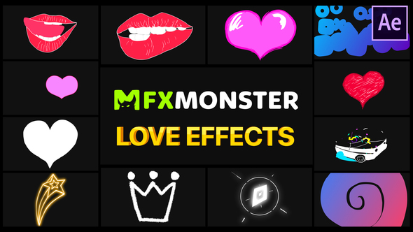 Love Effects   After Effects