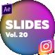 Instagram Stories Slides Vol. 20 - VideoHive Item for Sale