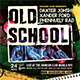 Old School Flyer - GraphicRiver Item for Sale