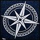 Compass Rose Logo Template - GraphicRiver Item for Sale