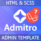 Admitro – Laravel Admin Template - ThemeForest Item for Sale
