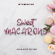 Sweet Macarons - GraphicRiver Item for Sale