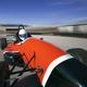 Accelerating Engine Noise of Formula One Bolid