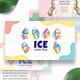 Ice Cream Shop Facebook Marketing Materials - GraphicRiver Item for Sale