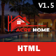 Acrehome - Real Estate HTML Template - ThemeForest Item for Sale