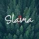 Slavia | Handwritten Script Font - GraphicRiver Item for Sale