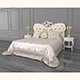 European Style Bed 10 - 3DOcean Item for Sale