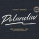 Polandia – The Handbrushed Font - GraphicRiver Item for Sale