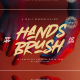 Hands Brush – Strong Urban Brush Font - GraphicRiver Item for Sale